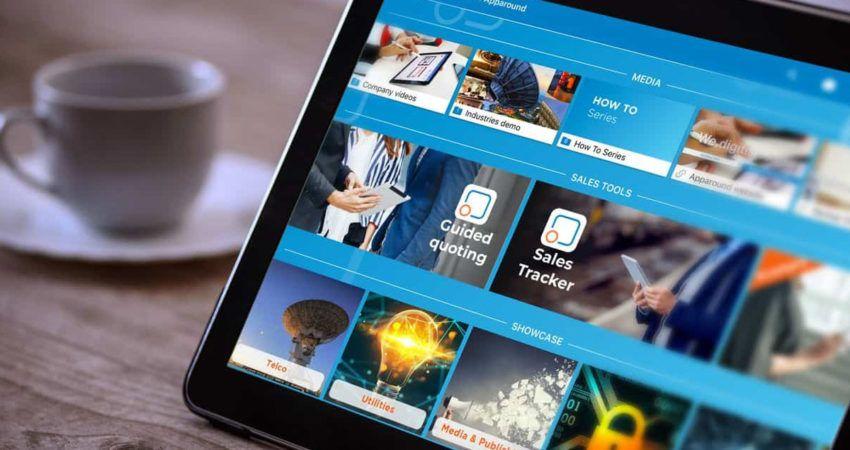 Apparound: digitalizza il processo di vendita e aumenta l'efficacia dei venditori
