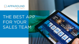 Apparound – The best app for your sales team